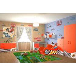 """Меблі в дитячу кімнату """"Форсаж"""""""